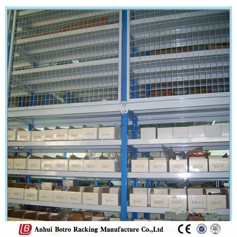 China Metal Material 5-Tier Steel Freestanding Shelving Unit ...