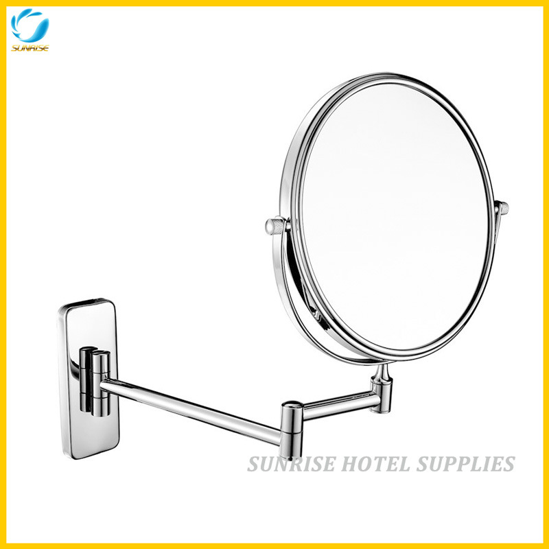 China Wall Mounted Double Sided Bathroom Magnifying Mirror China Magnifying Mirror And Bathroom Mirror Price