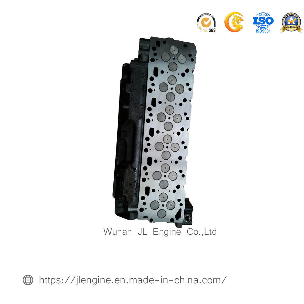 China 2831279 4899587 Factory Supply Engine Parts Isbe Cylinder Head