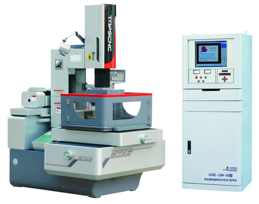 China Multi-Cutting CNC Wire Cut EDM with Auto-Cut Software Photos ...