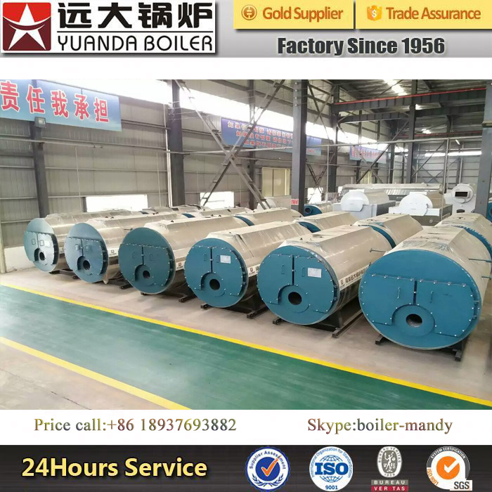 China Boiler Supplier Gas Oil Dissel Fired Gas Hot Water Boiler for ...
