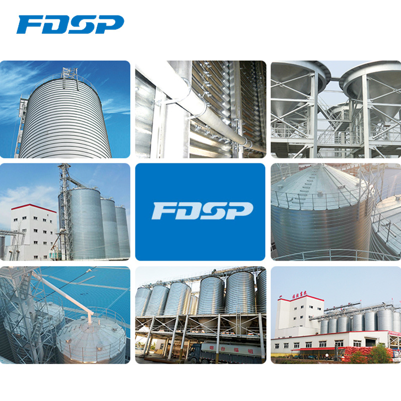[Hot Item] CE Trade Assurance Used Cement Silos for Sale