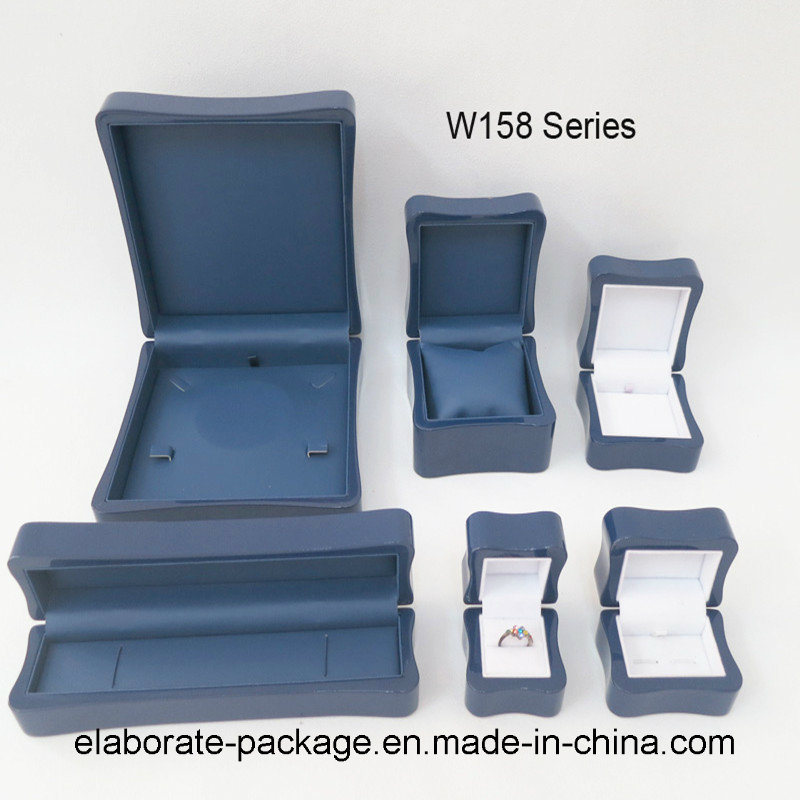 China Quality Luxury Lacquer Wooden Jewelry Box with Custom Size and Logo pictures & photos