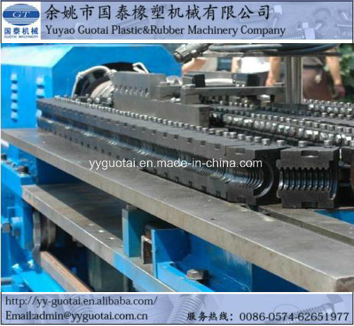 Plastic Corrugated Pipe / Bellows Forming Machine