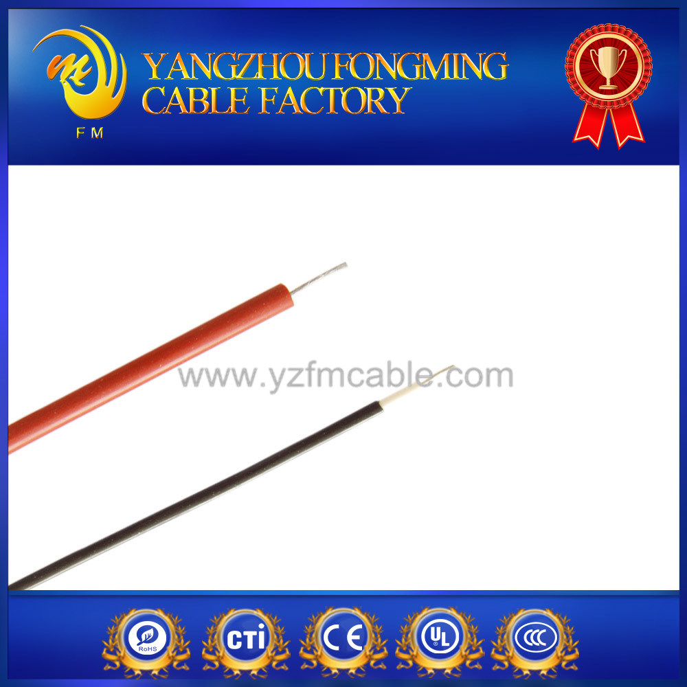 China Ul3132 24awg 22awg 20awg Stranded Silicone Insulated