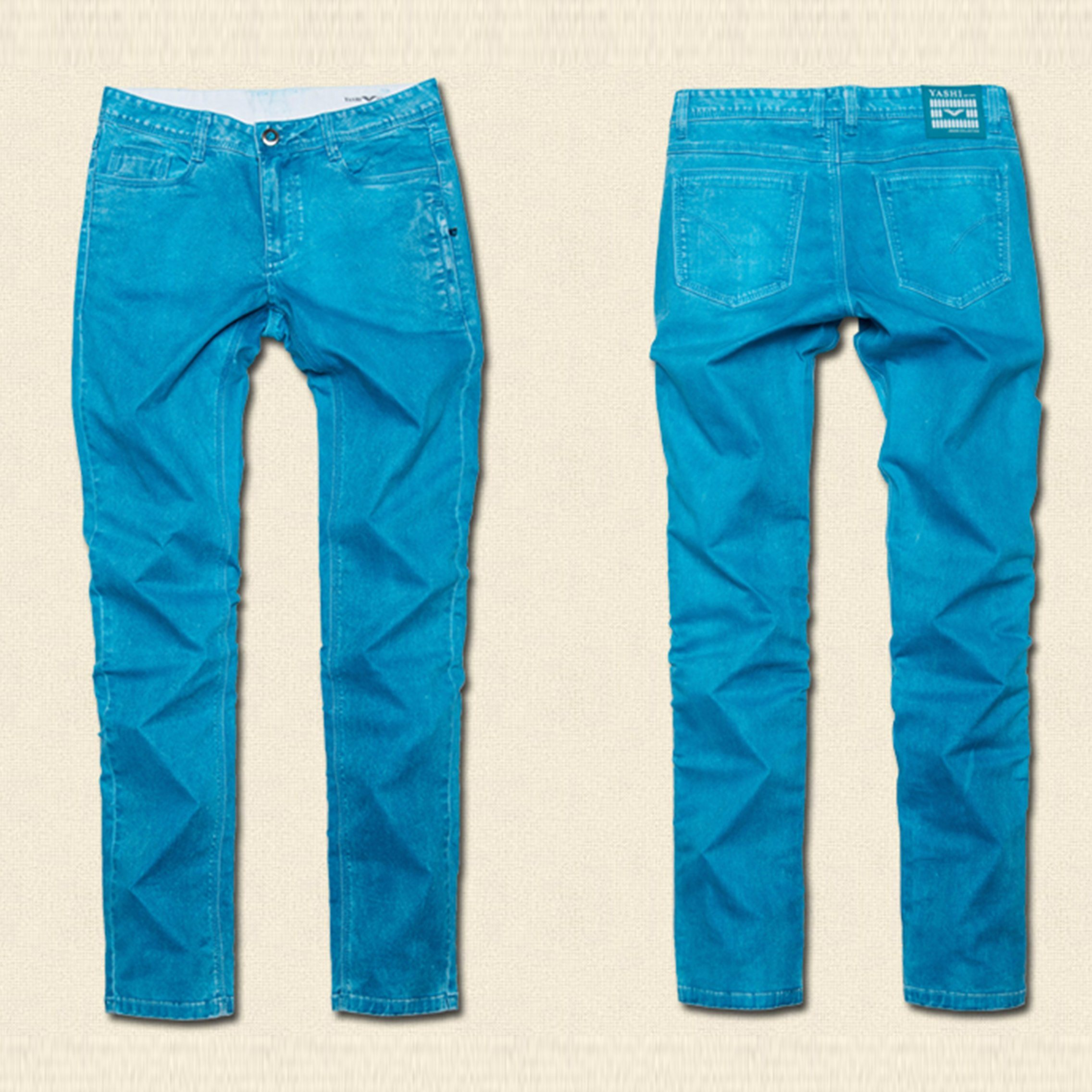 Men′s Fashion Casual Preppy Style Jeggings Pants