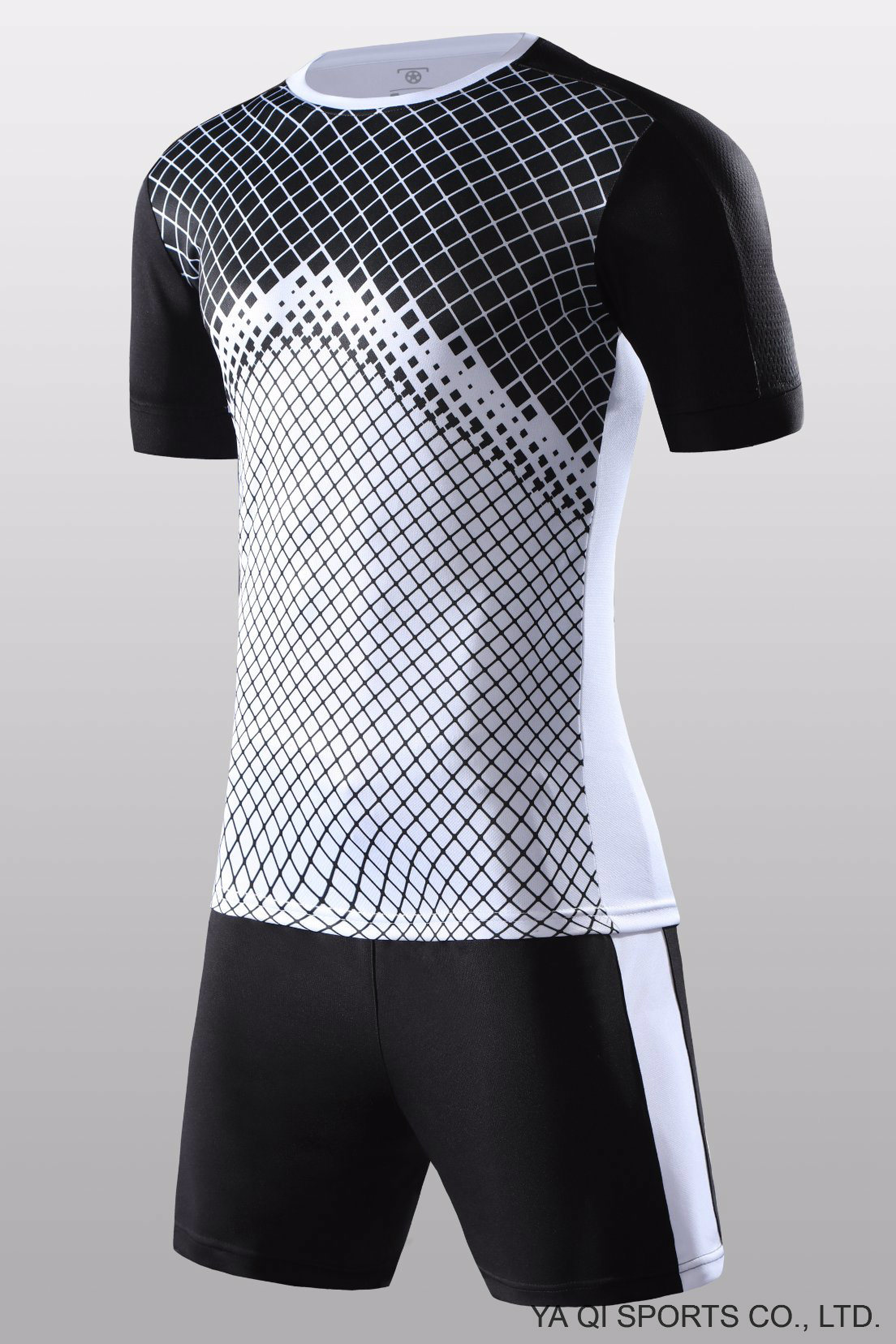 128e8397593 China High Quality Soccer Uniform
