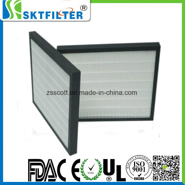 High Efficiency Air Purifier HEPA Filter pictures & photos