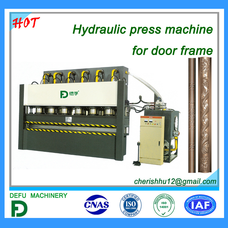 China Lizhou Brand Stampping Machine Used for Door Frame - China ...