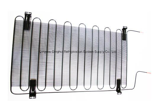 Outside Condenser for Freezer or Refrigerator