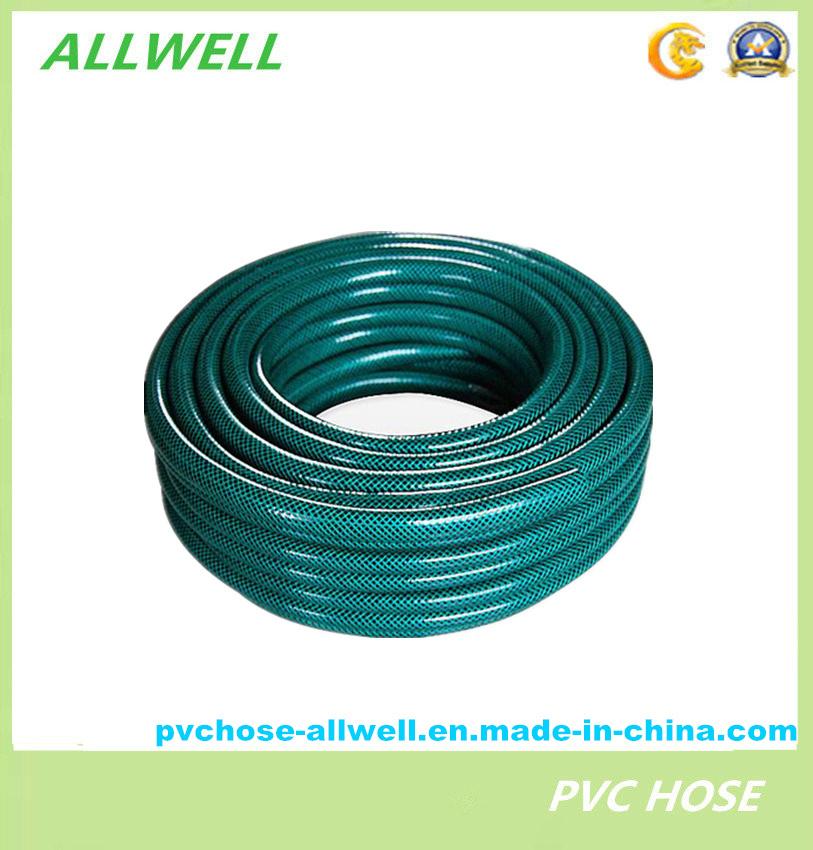 China PVC Flexible Braided Hose Pipe Water Supply Garden Hose Photos ...