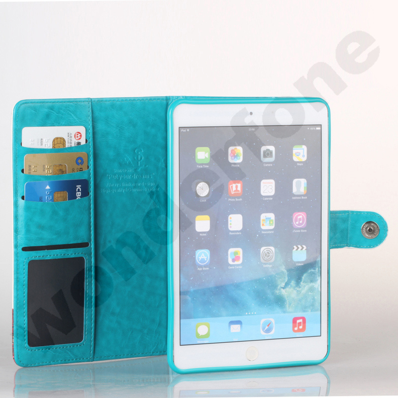 Mobile Phone Accessories for iPad Leather Case