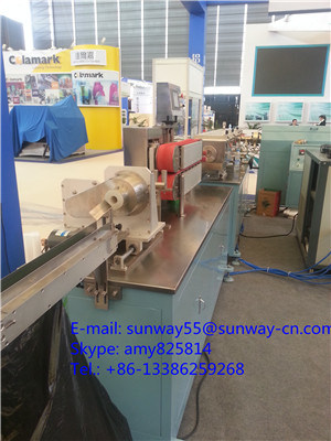 Two-Layer Plastic Tube Extrusion Machine (B. JG-II)