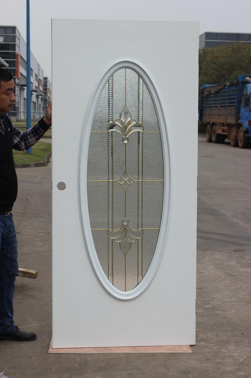 China Fog Glass Steel Door China Fog Glass Door Door