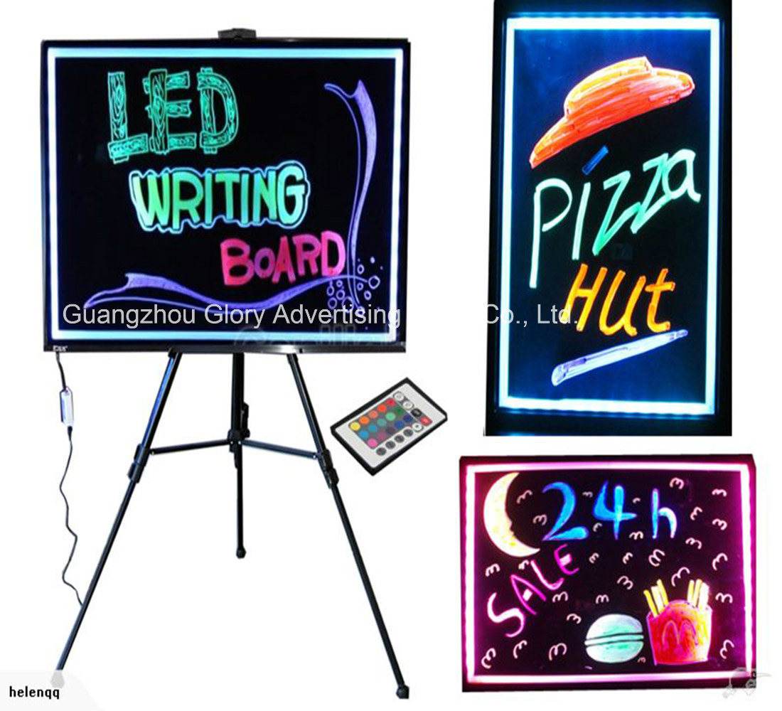 High Quality LED Writing Board for Shops Advertising pictures & photos