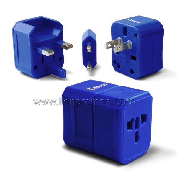 Business Travel Gift Universal Multi Plug Adapter pictures & photos