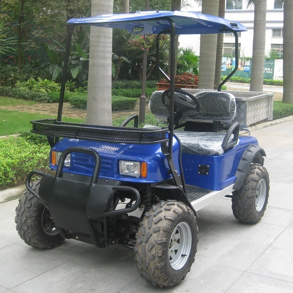 China Ce Roved 2 Seats Electric 4 Wheel Drive Hunting Car Dh C2