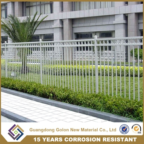 Delicieux Cheap Easily Assembled Aluminum Garden Fence Panels