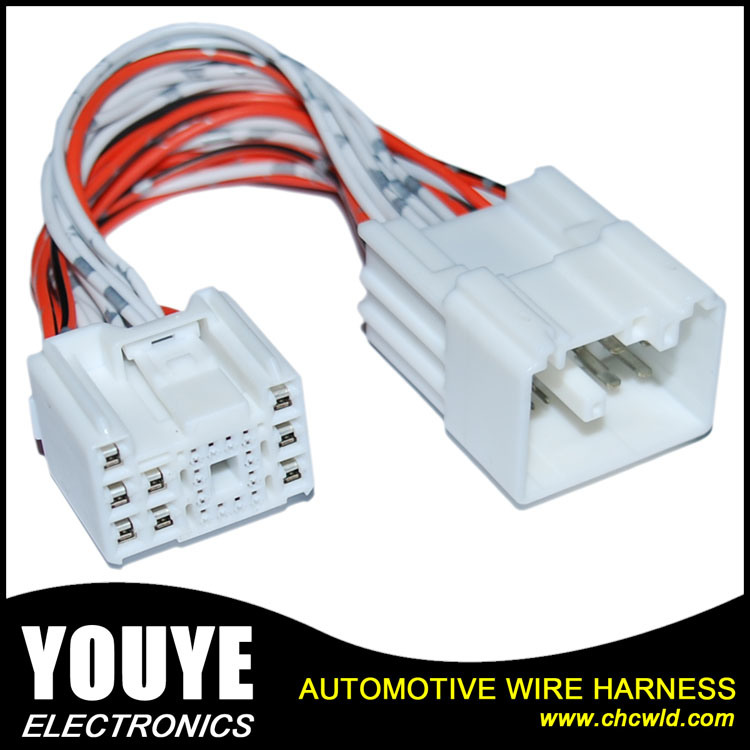 Auomotive Engine Ignition Wiring, Wiring Harness China Supplier ...