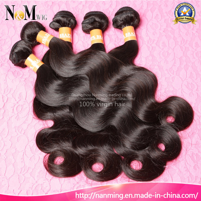 China Wholesale 8a Unprocessed Remy Human Hair Weave 100 Brazilian