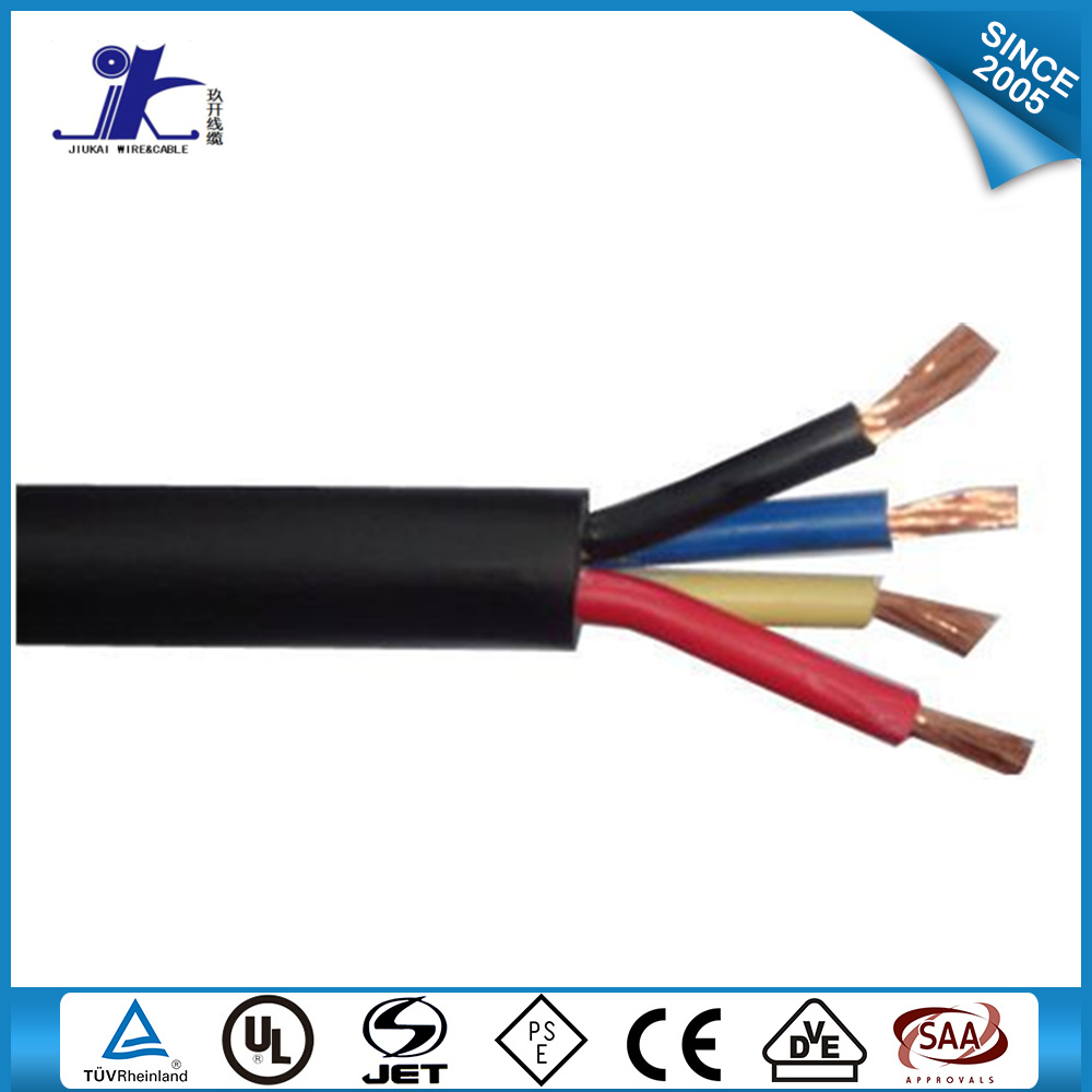 China Pvc Insulated Cable Bare Copper Conductor Electric Wire Photos Electrical Cables