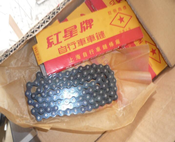 2016 New Produt Red Star Cycle Roller Chain pictures & photos