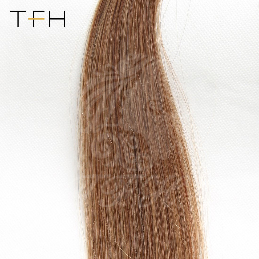 China 1gstrand Chestnut Brown 8 Stick Hair Extensions 20inch I Tip