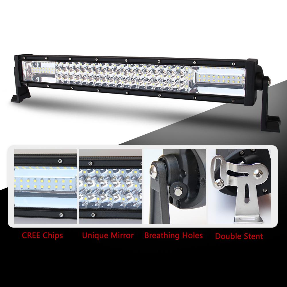 China 270w 22inch led light bar offroad 12v waterproof led light bar 270w 22inch led light bar offroad 12v waterproof led light bar aloadofball Gallery
