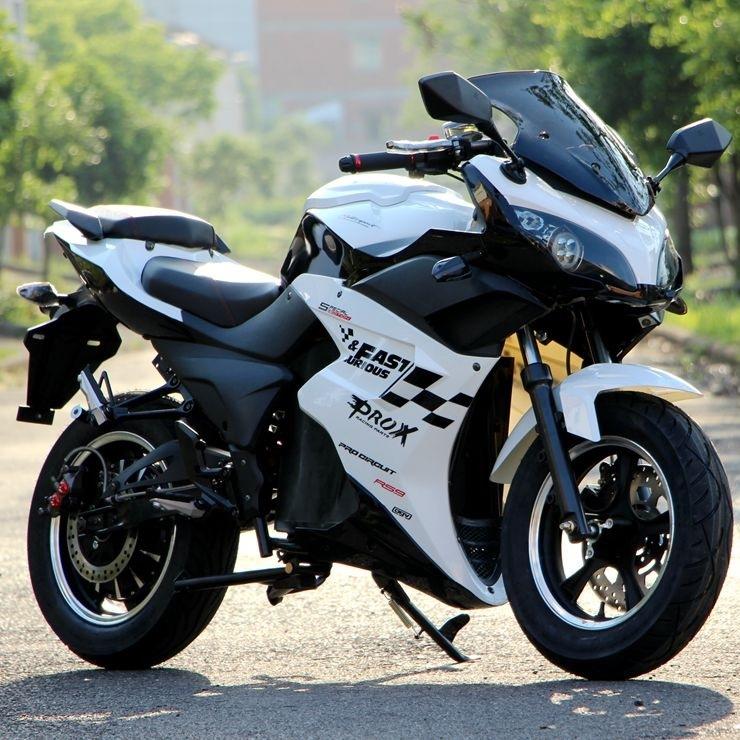 [Hot Item] (2000W/3000W/5000W) Electric Motorcycle