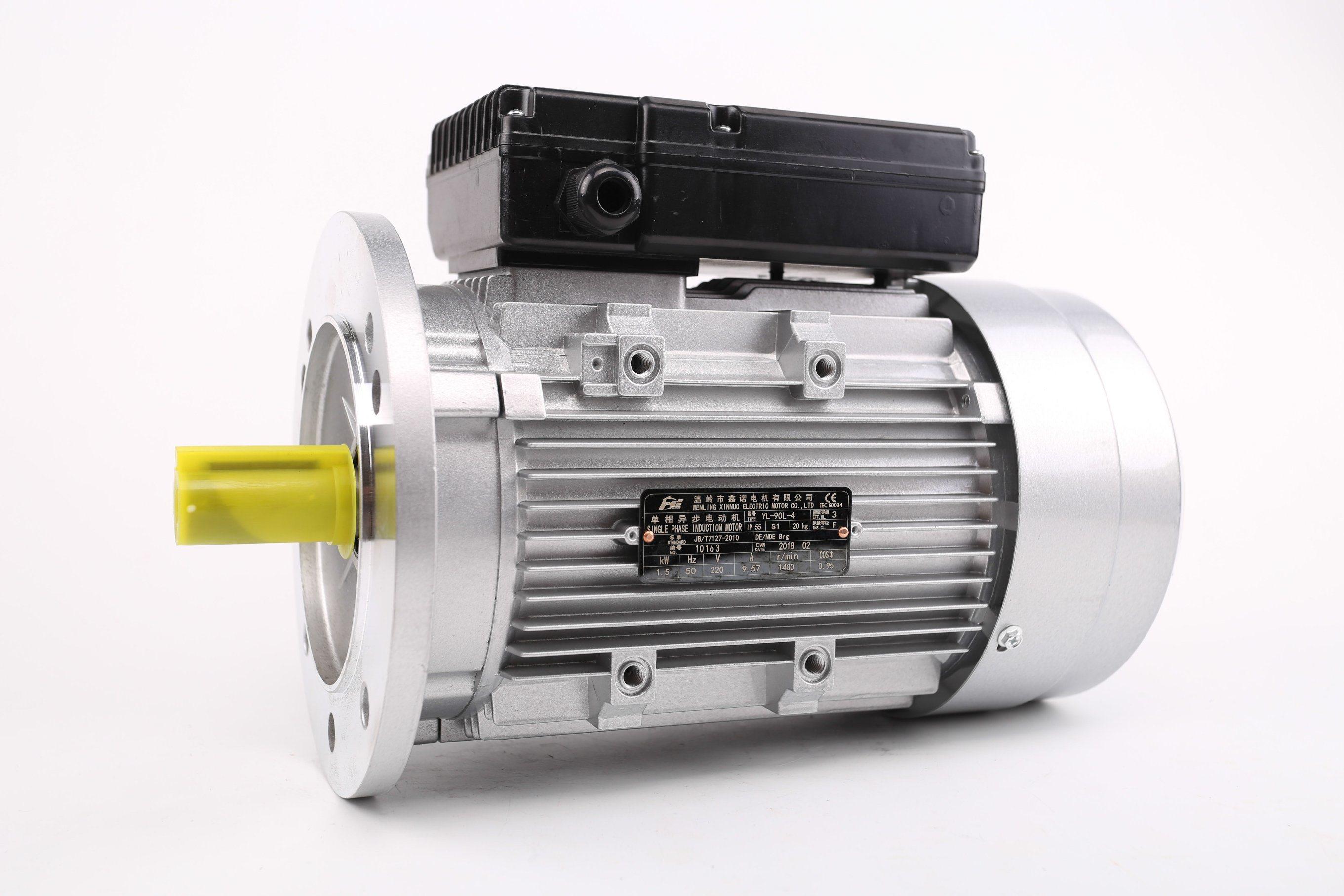 Permanent Split Capacitor Capacitor Run Ac Induction Motor