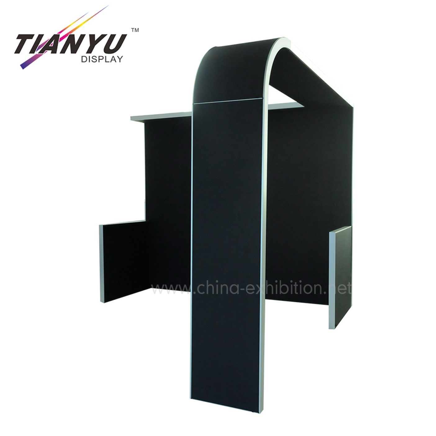 Exhibition Booth Materials : China aluminium material standard panel retail 3x3 size exhibition