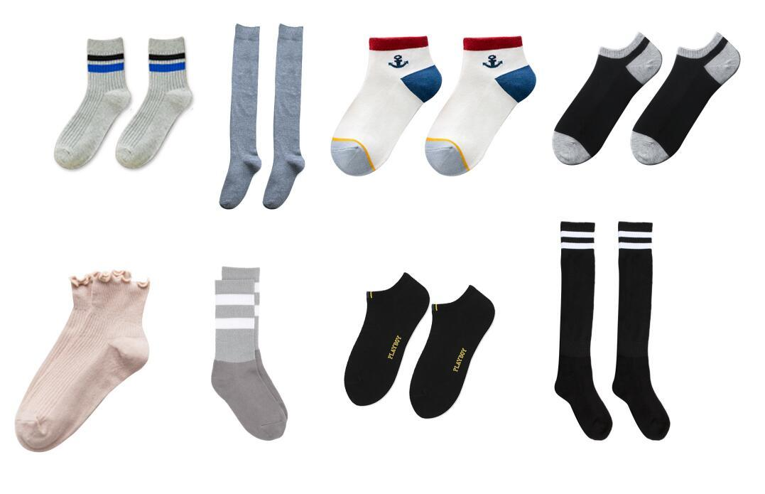 5cf6cfd75f Men's Fashion Cotton Compression Wholesale Custom Sports Children Men's  Nylon Ankle Dress Football Socks