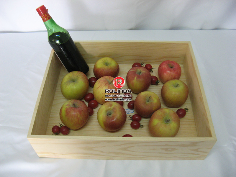 Factory Candy Sweet Boxes Gift Tray Wood Item