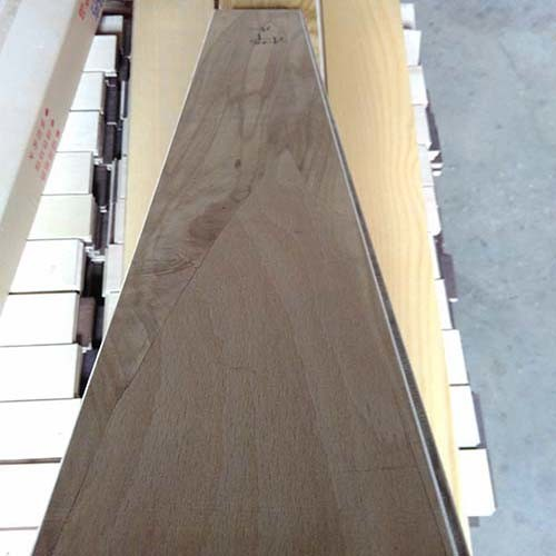 UV Paint Finish Unilin Lock 15mm Birch Engineered Wood Flooring
