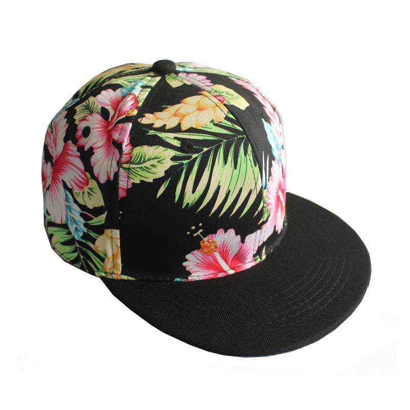 93020e3b China Plain Flower Snapback Hats Wholesale (GKA15-F00012) - China Design Cap,  Design Snapback Cap