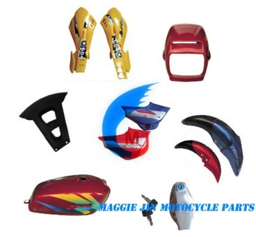 Motorcycle Spare Parts of Variety Models