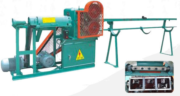 Gt4-14 Wire Straight and Cutting Machine