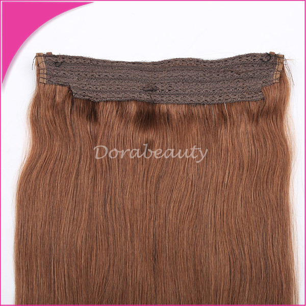 China High Quality Remy Flips In Hair Extension Photos Pictures