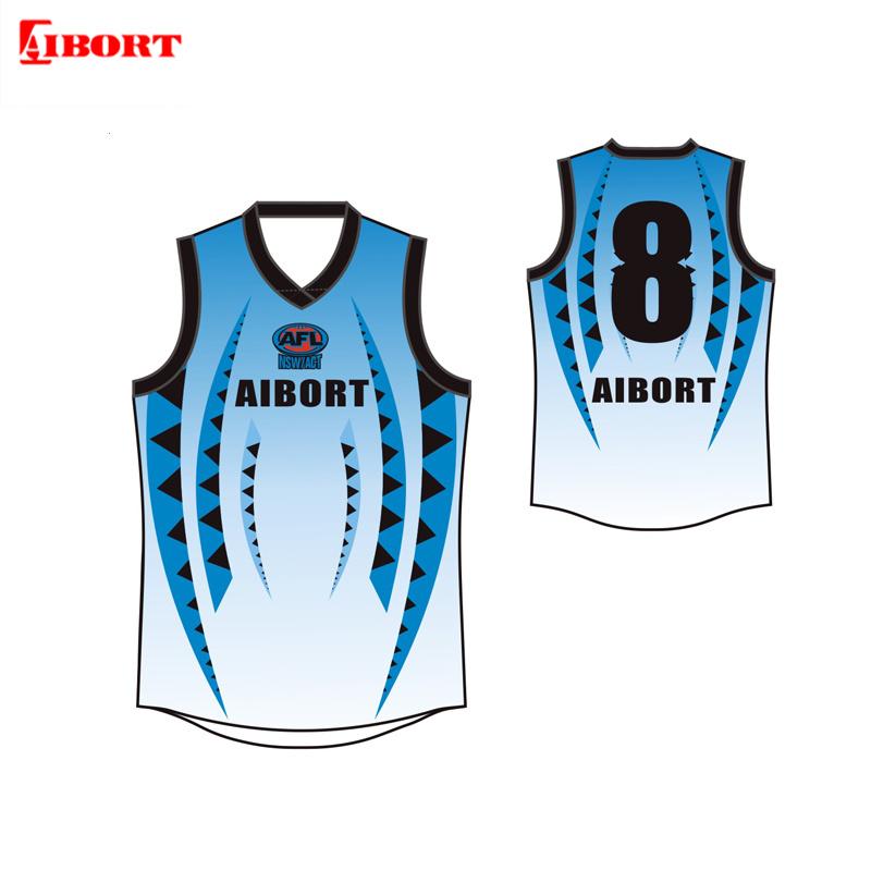 China Aibort Custom Cheap Latest Uniform Maker Afl Jersey (A-AFL05 ...