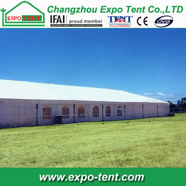 Aluminum Frame PVC Biggest Camping Tent Wedding Marquee Tents pictures & photos