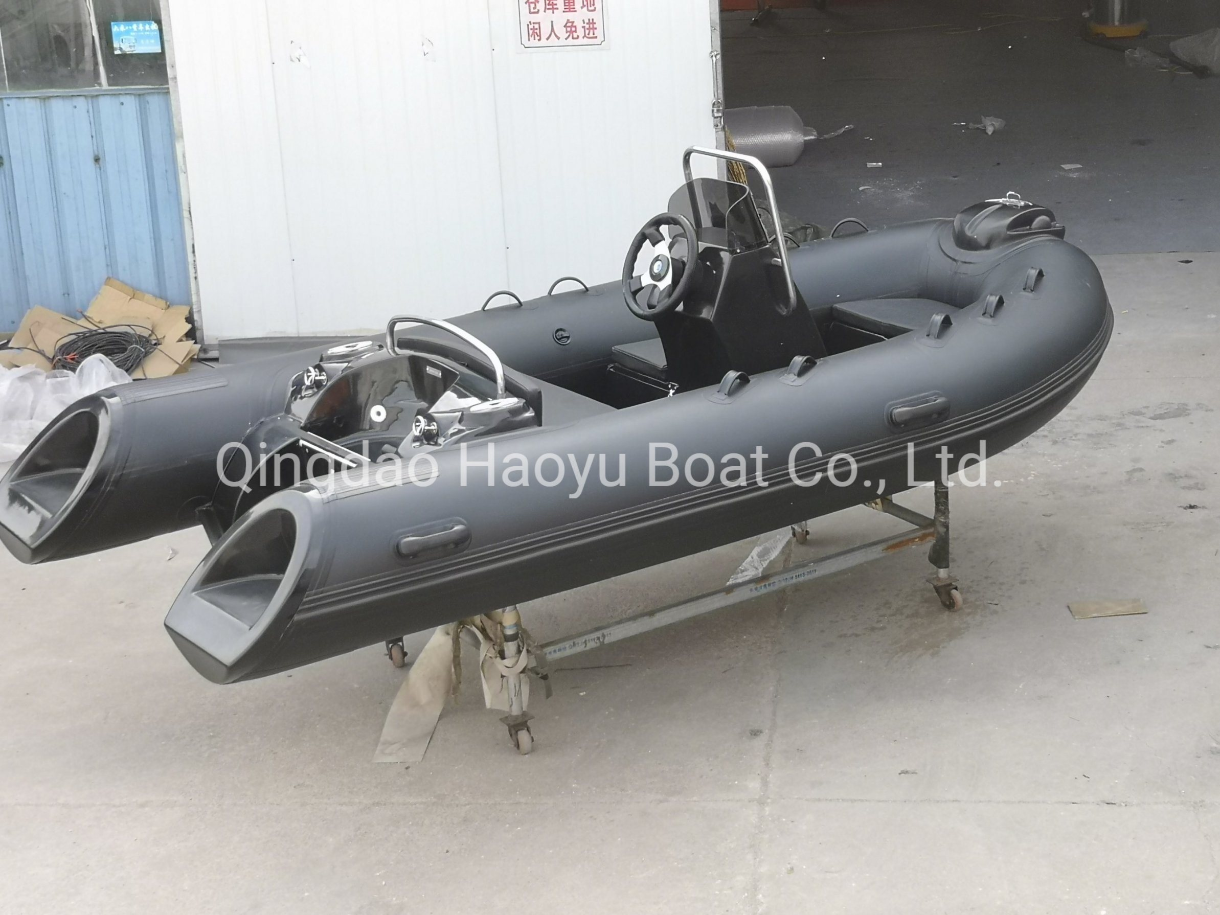 Made in China Small Cheap Rib Boat, Inflatable Fishing Boat, Sport