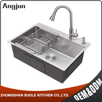 China Best Sale Fast Delivery Easy Cleaning Kitchen Stainless Steel ...