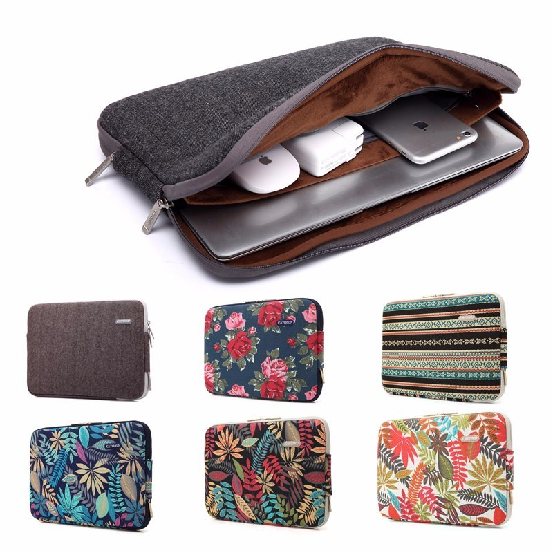 "Laptop Handbag Bag Case Cover For Macbook Air 13 Pro 15 14/"" 15.6/"" MAC Notebook"