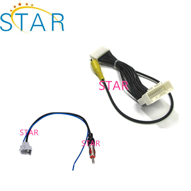 China Automotive Iso Stereo Wire Harness  Car Radio Wire