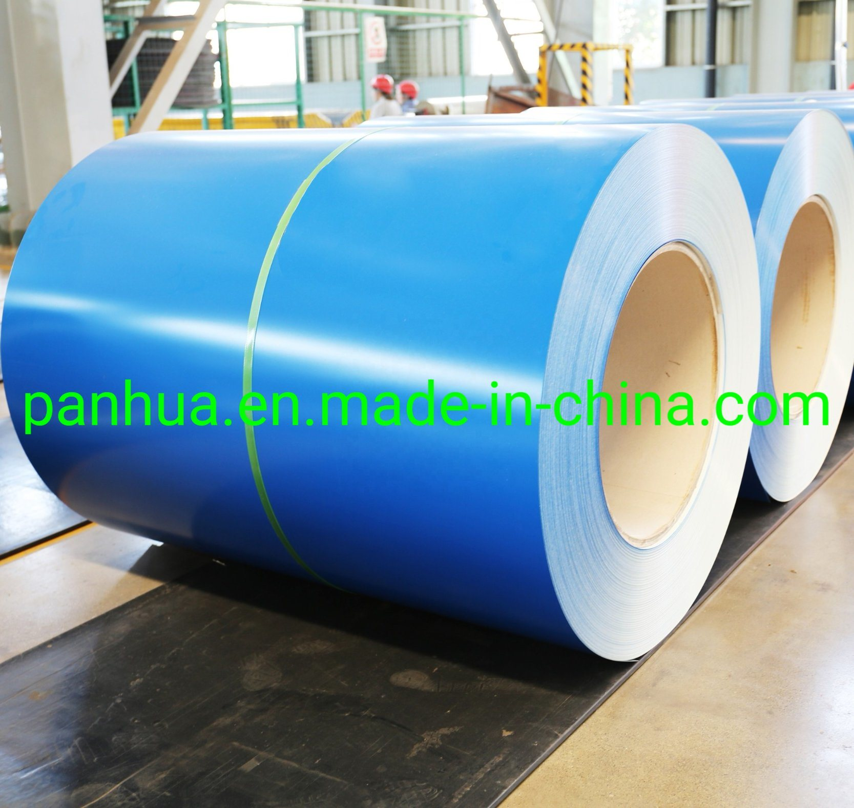 Prepainted Galvanized Steel Coils, PPGI in Coils, in Sheets pictures & photos