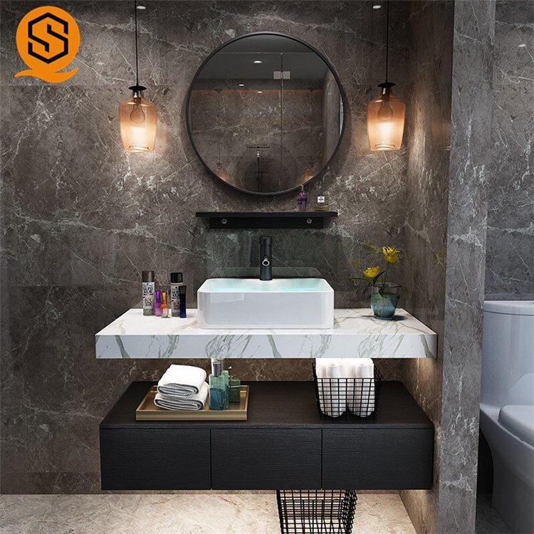 Man Made Stone Bathroom Vanity