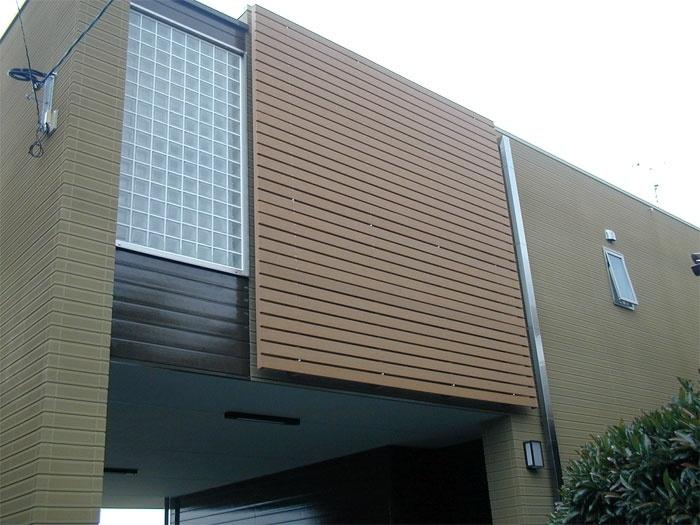 China Wood Plastic Composite Building Material Gb225 10