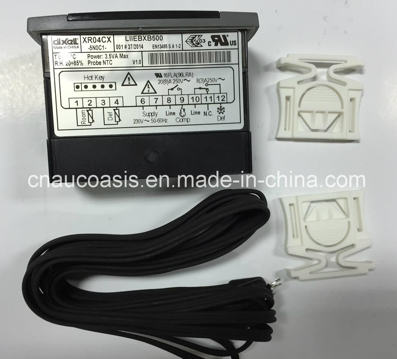 China Xr60cx 5n0c1 Italy Brand Dixell Temperature Controller For 230vac Fan Control Refrigerator Electronic