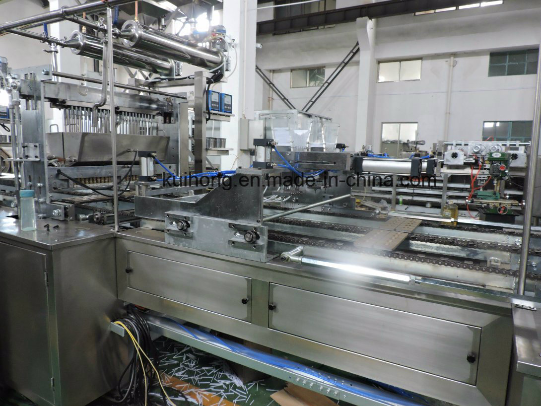 Kh 150 Factory Use Hard Candy Depositing Line/Hard Candy Making Machine pictures & photos