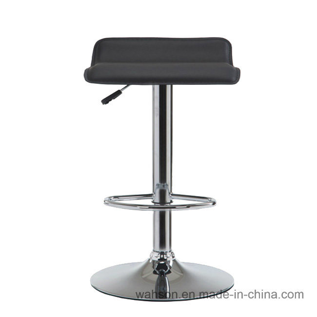 Incredible Hot Item Contemporary Executive Air Lift Adjustable Chair Swivel Stool With Black Seat Short Links Chair Design For Home Short Linksinfo
